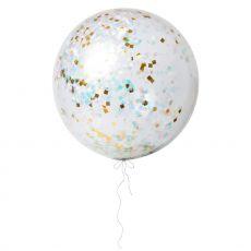 Giant Iridescent Confetti Balloons :: Meri Meri