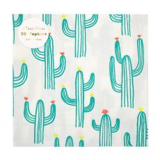 Cactus Wrapping Paper created for Meri Meri :: Available at Baby Bottega