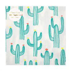 Cactus :: Carta da Imballo ::  da Meri Meri :: online su Baby Bottega