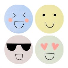 Emoji, Tovaglioli in carta ::  Meri Meri