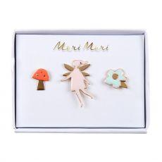 Fairy Enamel Pins :: Meri Meri