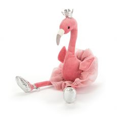 Fancy Flamingo from Jellycat :: Baby Bottega
