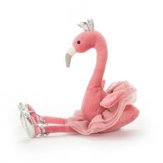 Fancy Flamingo, soft toy from Jellycat :: Baby Bottega