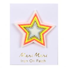 Iron On Rainbow Star from Meri Meri