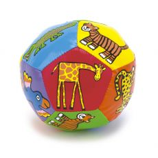 Jungly Tails Boing Ball from Jellycat :: Available at Baby Bottega