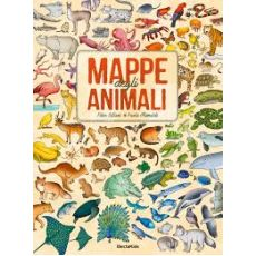 Mappe degli Animali, a book from ELeCta :: Design Bottega