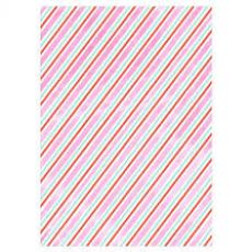 Iridescent Stripe Gift Wrap from Meri Meri