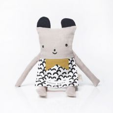 Organic Bear Flippy Friend, from Wee Gallery :: Design Bottega