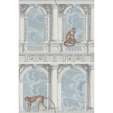 Procuratie con vista, murale (celeste) :: Cole & Son