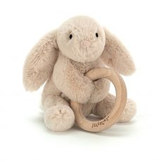 Shooshu Bunny RIng from Jellycat soft toys :: Baby Bottega