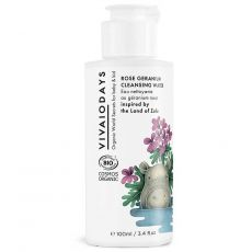 Rose Geranium Cleansing Water from VivaioDays :: Baby Bottega