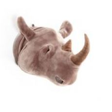 Michael the Rhino Trophy Head :: Wild & Soft