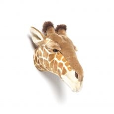 Ruby, the giraffe wall hanging :: Wild & Soft