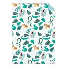 Go Wild Gift Wrap Paper :: Meri Meri :: Online at Baby Bottega
