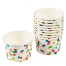 Confetti Ice Cream Cups :: Available at Baby Bottega