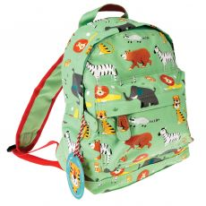 Animal Park Mini Backpack :: Baby Bottega