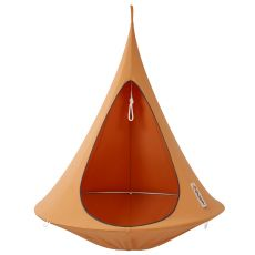 Tenda sospesa in colore mango da Cacoon World Bebo :: Baby Bottega