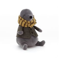 Riverside Rambler Mole from Jellycat :: Baby Bottega