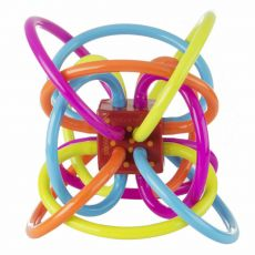 Winkel teether & rattle from Manhattan Toy :: Baby Bottega