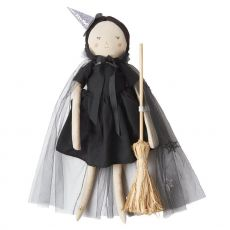 Luna Witch Doll, for Halloween from Meri Meri :: Baby Bottega