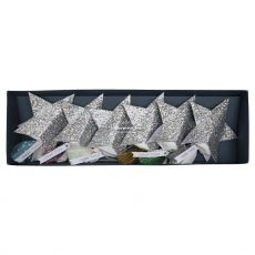 Surprise Confetti Stars in silver from Meri Meri :: Baby Bottega