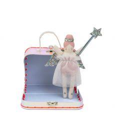Evie Mini Bambola con Valigia di Meri Meri :: acquista ora su Baby Bottega