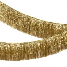 Ghirlanda Gold Tinsel Fringe di Meri Meri :: acquista su Baby Bottega