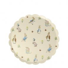 Peter Rabbit™ & Friends Side Plates from Meri Meri :: Baby Bottega