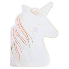 Unicorn Stickers & Sketchbook from Meri Meri :: Baby Bottega