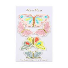 Butterflies Iron On Patches from Meri Meri :: Baby Bottega