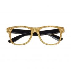 Glitter Glasses in gold from Mimi & Lula :: Shop Baby Bottega