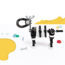 Zebra Bit - Animal Kit di The Off Bits :: acquista su Baby Bottega