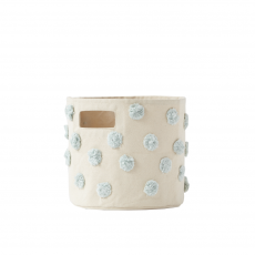 Pompom Mist Storage Pint from Pehr Design :: Baby Bottega