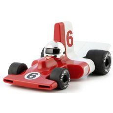 Verve Velocita  a red race car from Play Forever :: Baby Bottega
