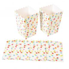 Confetti Mini Popcorn Holders :: Baby Bottega