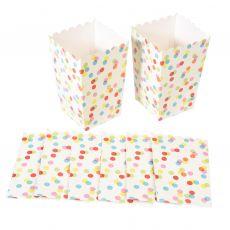 Confetti Mini Popcorn Holders :: Baby Bottega