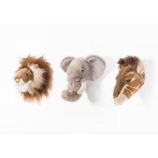 Safari Wall Trophy Box from WIld & Soft :: Baby Bottega
