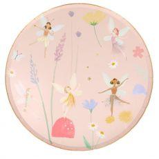 Fairy Dinner Plates from Meri Meri :: Available from Baby Bottega