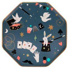 Magic Dinner Plates from Meri Meri :: Available at Baby Bottega