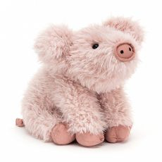 Curvie Pig from Jellycat :: Baby Bottega