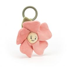 Fleury Petunia Jitter, toy for newborn from Jellycat :: Baby Bottega