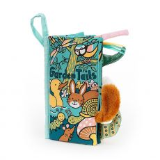 Garden Tails Book a soft book from Jellycat :: Baby Bottega