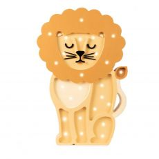 Lion Lamp from Little Lights :: Buy at Baby Bottega