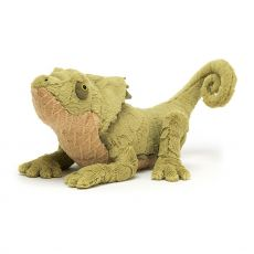 Logan Lizard, a soft toy from Jellycat :: Available at Baby Bottega