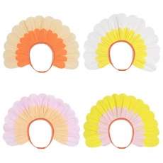 Flower Paper Bonnets from Meri Meri :: Baby Bottega