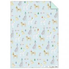 Dog Party Gift Wrap Sheets from Meri Meri :: Baby Bottega