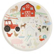 On the Farm Piatti di Meri Meri :: Baby Bottega