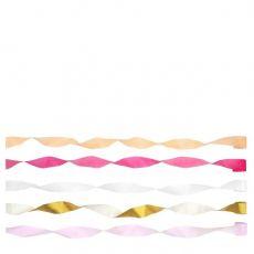 Pink Crepe Ghirlanda di Meri Meri :: Baby Bottega
