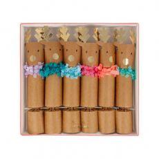 Reindeer Fringe Crackers from Meri Meri :: Available at Baby Bottega