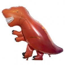 T-Rex Foil Balloon from Meri Meri :: Baby Bottega Party Supplies